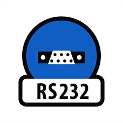 Saída RS232